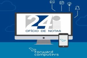 Read more about the article 24º Ofício de Notas junto a empresa FORWARD COMPUTERS